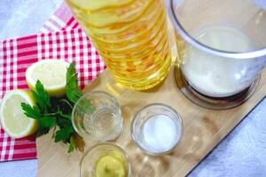 Zubereitung veganer Mayonnaise