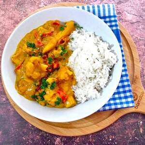 Indisches Maiscurry