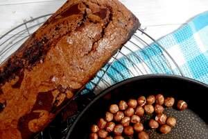 Zubereitung des Schoko-Haselnuss-Kuchen