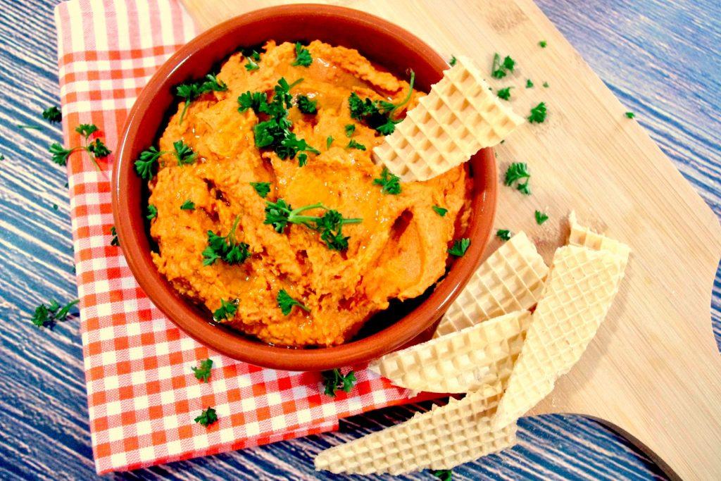 Harissa-Hummus