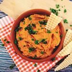 Harissa-Hummus auf Pinterest
