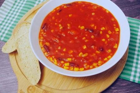 5-Minuten-Chili sin Carne