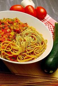 Schnelles Zucchini-Ragout (Vorschau)