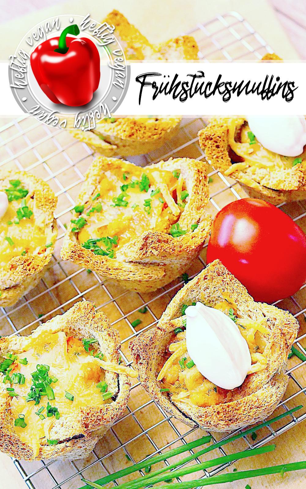 Vegane Frühstücksmuffins auf Pinterest