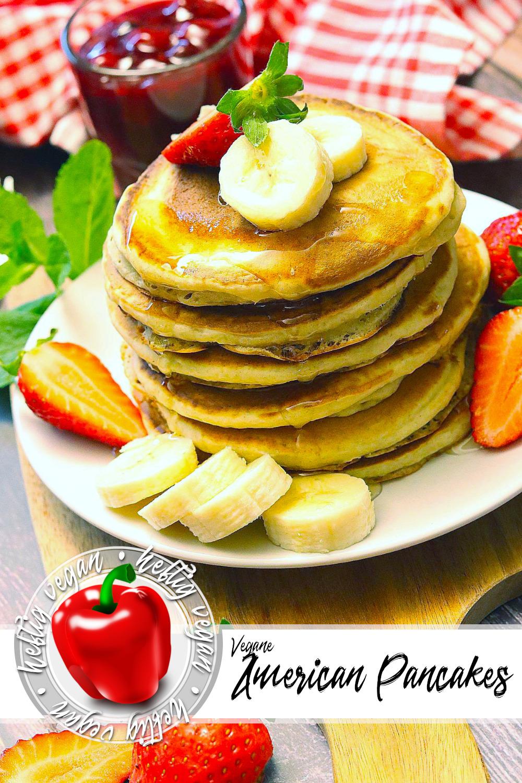 American Pancakes auf Pinterest