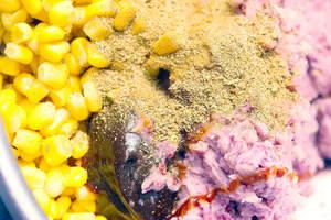 Zubereitung von veganen Enchiladas