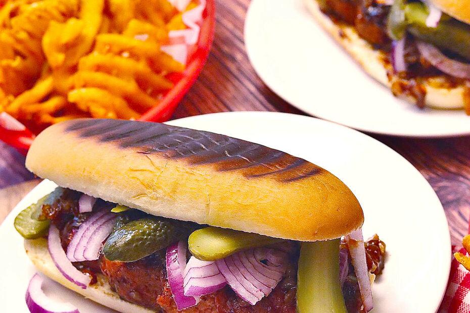 Vegan Long BBQ (VegRib)