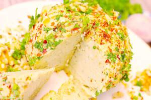 Kräuter-Cashew-Käse (Vegan)
