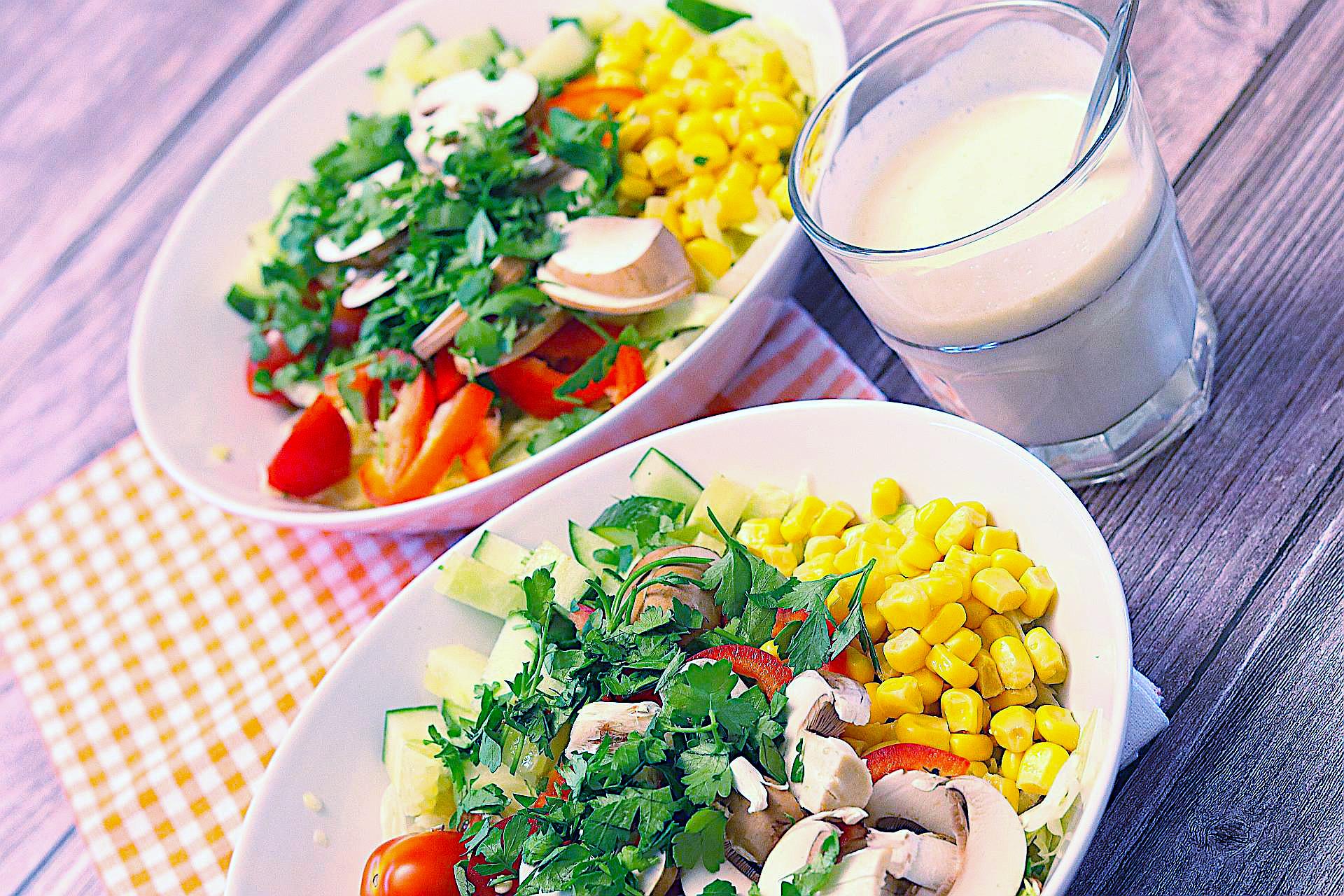 Zubereitung von veganer Hähchenschnetzel