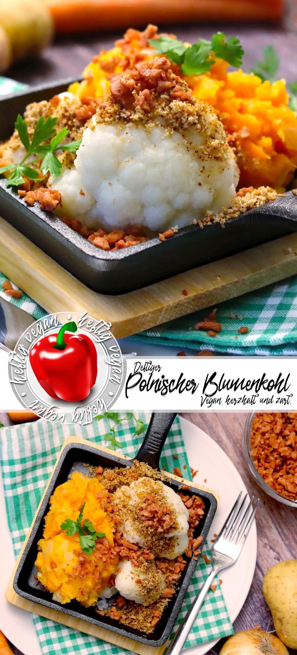 Polnischer Blumenkohl (Pinterest)